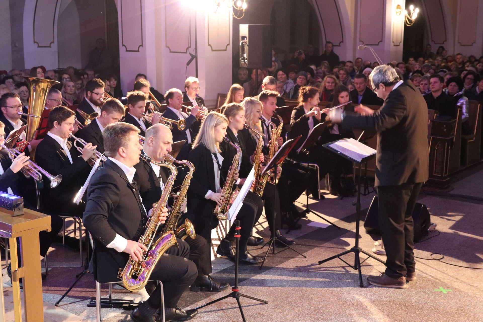 Orkiestra, fot.Marta Albin