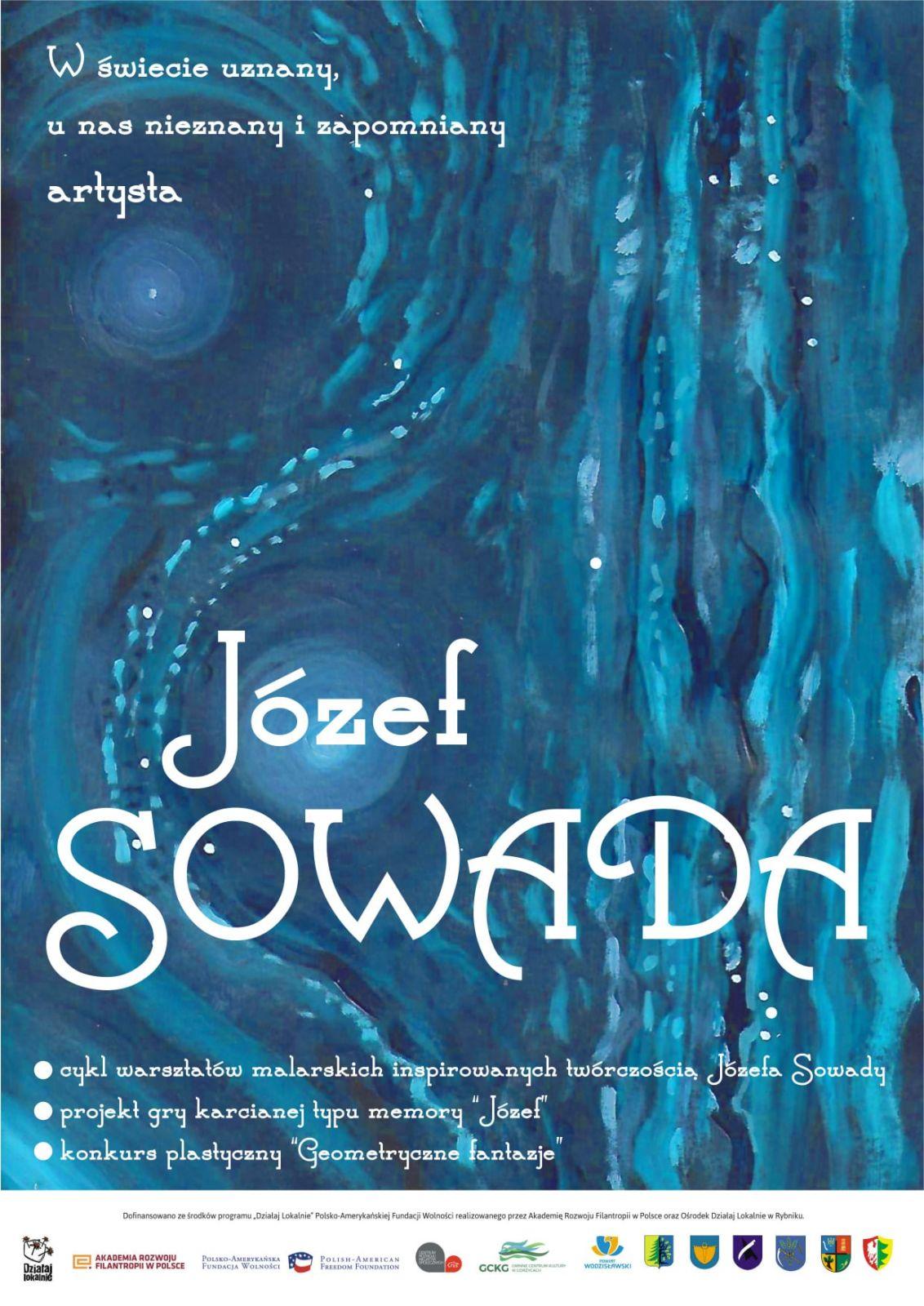 Plakat Józef Sowada